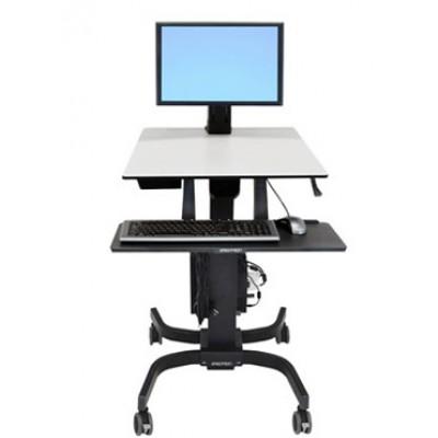 WorkFit C Estación de Trabajo de pie o sentado una pantalla LD