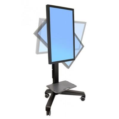 Ergotron 24-190-085 | Pedestal para pantalla móvil Neo-Flex Multimedia