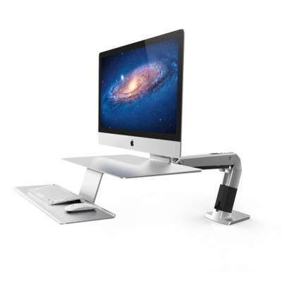 Estación para trabajar de pie o sentado WorkFit-A