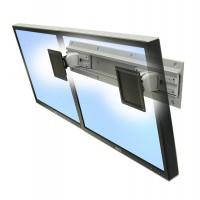 Montura de pared para monitor doble Neo-Flex