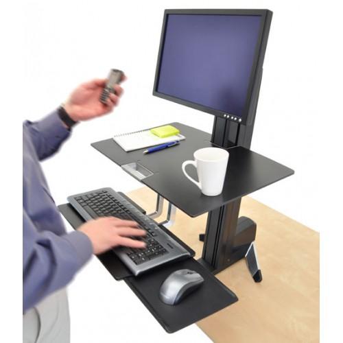 Ergotron 33-351-200 pantalla, teclado y mouse
