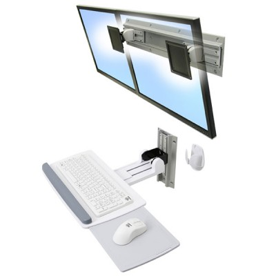 Montura de pared para teclado Neo-Flex