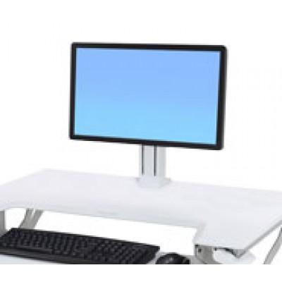 Kit para monitor LD único WorkFit (blanco)