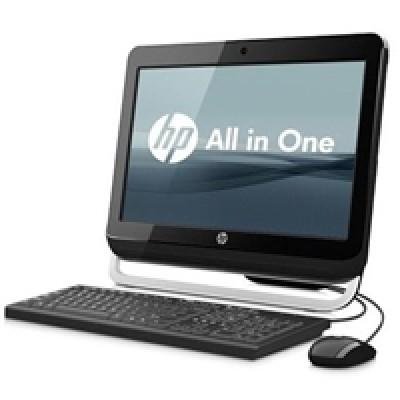 Computadora AIO PC HP E1 2500 todo en uno