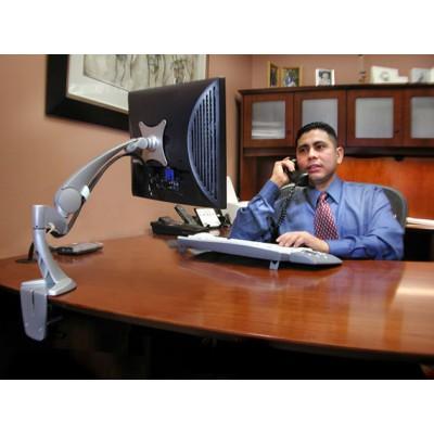 Ergotron Neo-Flex | Brazo articulado de monitor a mesa o escritorio