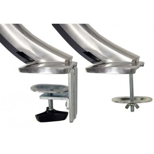 Soporte mx ergotron de escritorio mesa monitor pantalla 45 for Soporte monitor mesa