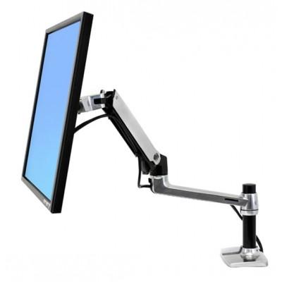 Brazo articulado para monitor sobre mesa