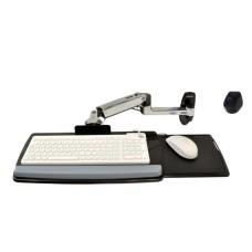 usos de soporte para teclado-mouse brazo lx ergonomico