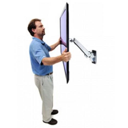 Brazo articulado para pantalla tv grande hd hasta 55 45 - Soportes altavoces pared ...