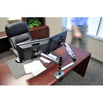 Ergotron 45 248 026 | Brazo para 2 monitores escritorio LX