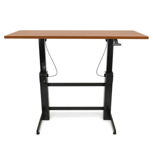 Trabajar de pie o parado mesa