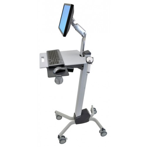 Carrito medico - carro para computadora movil