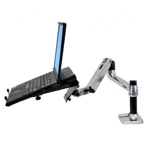 Brazo articulado para laptop+con base