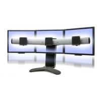 Soporte 33-296-195 para 3 monitores-2-pantallas mesa escritorio