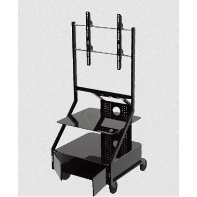 Soporte de piso para pantalla   Carro movil pedestal