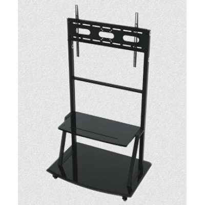 Soporte para TV tipo Stand con base para Blue-ray ruedas