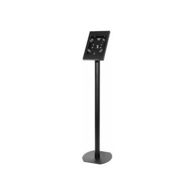 Soporte de piso para tabletas   pedestal metalico