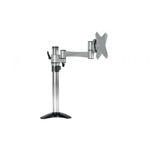 Soporte para monitor pantalla de escritorio hasta 23 pulgadas for Soporte monitor mesa