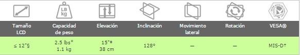 SV10-1400-0-especificaciones