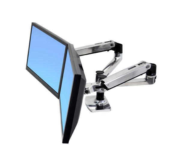 Brazo articulado para monitor de computadora