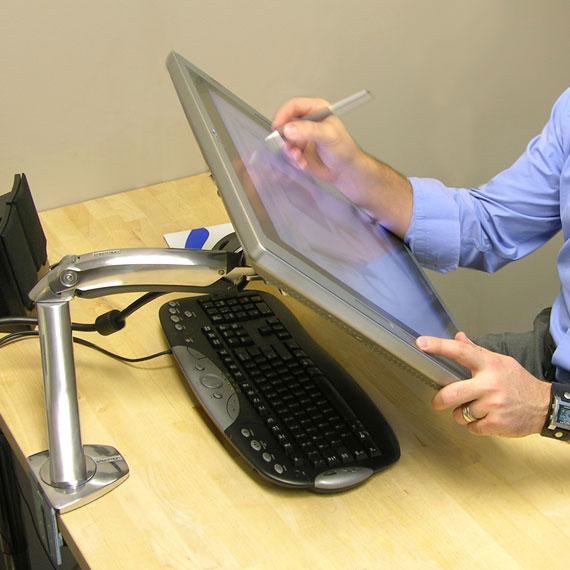 Soportes para monitores de escritorio