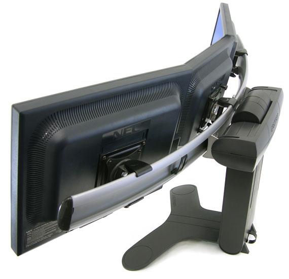 soporte/Base para 3(tres) monitores pantalla mesa 33-296-195