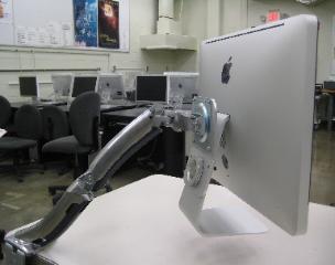 Muestra de Adaptador con Soporte compatible imac VESA