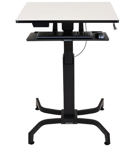 Escritorio - trabajar parado o sentado