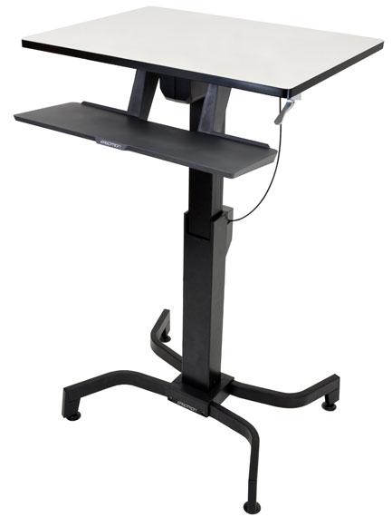 workfit pd escritorio para trabajar de pie o sentado