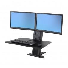WorkFit-SR, monitor doble