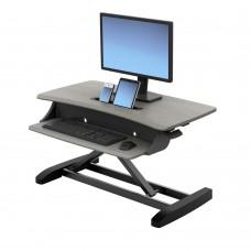 WorkFit-Z, el escritorio mini para trabajar de pie o sentado