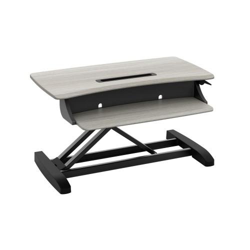 WorkFit-Z el escritorio mini para trabajar de pie o sentado