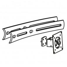 Extensor de cruceta DS100, corto