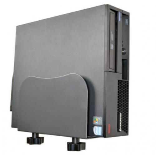 Soporte de computadora/CPU para escritorios y rieles DCPU1