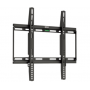 "Soporte de pared fijo de TV y monitores hasta 55"" DWF2655X se inclina"