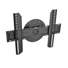 """Soporte de pared fijo rotativo vertical / horizontal TVs y monitores 37"""" a 70"""""""