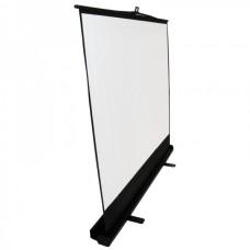 Pantalla para proyecciones audivisuales Pull Up 60x80(1.52x2.03)100 Diag