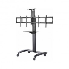 SmartMount® Flat Panel Video Conferencing TV Cart