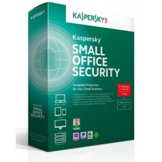 Kaspersky Small Office Security - 10+1 Usuarios - 1 Año