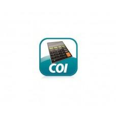 Aspel COI Actualización para licencia Base - 1 Usuario - Tarjeta de Activación