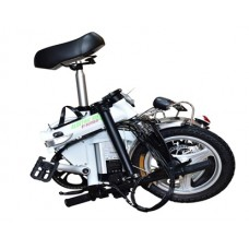 Bicicleta Electrica Economica Plegable