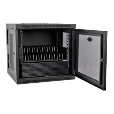 Gabinete de acero para tabletas 16 dispositivos opcion pared/carro