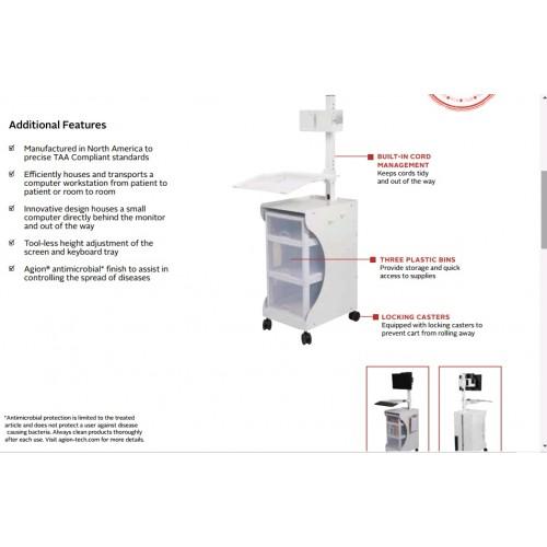 carro computadora hospital