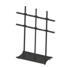 Soporte de piso metálico para pantallas grandes 40-99 pulgadas