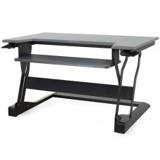 WorkFit-T Estación de trabajo para escritorio de pie o sentado Ergotron