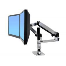 Brazo Articulado Doble (Dual) Ergotron para 2 pantallas o Monitores