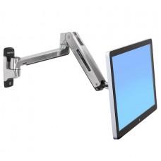 Brazo LX HD para LCD con montaje de pared de pie o sentado Ergotron