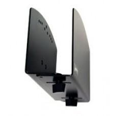 Soporte para CPU computadora pequeño (negro)