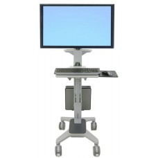 Carro Medico Neo-Flex WideView WorkSpace Ergotron