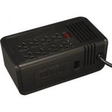 Regulador de voltaje 2000VA 8 contactos con supresion computadora